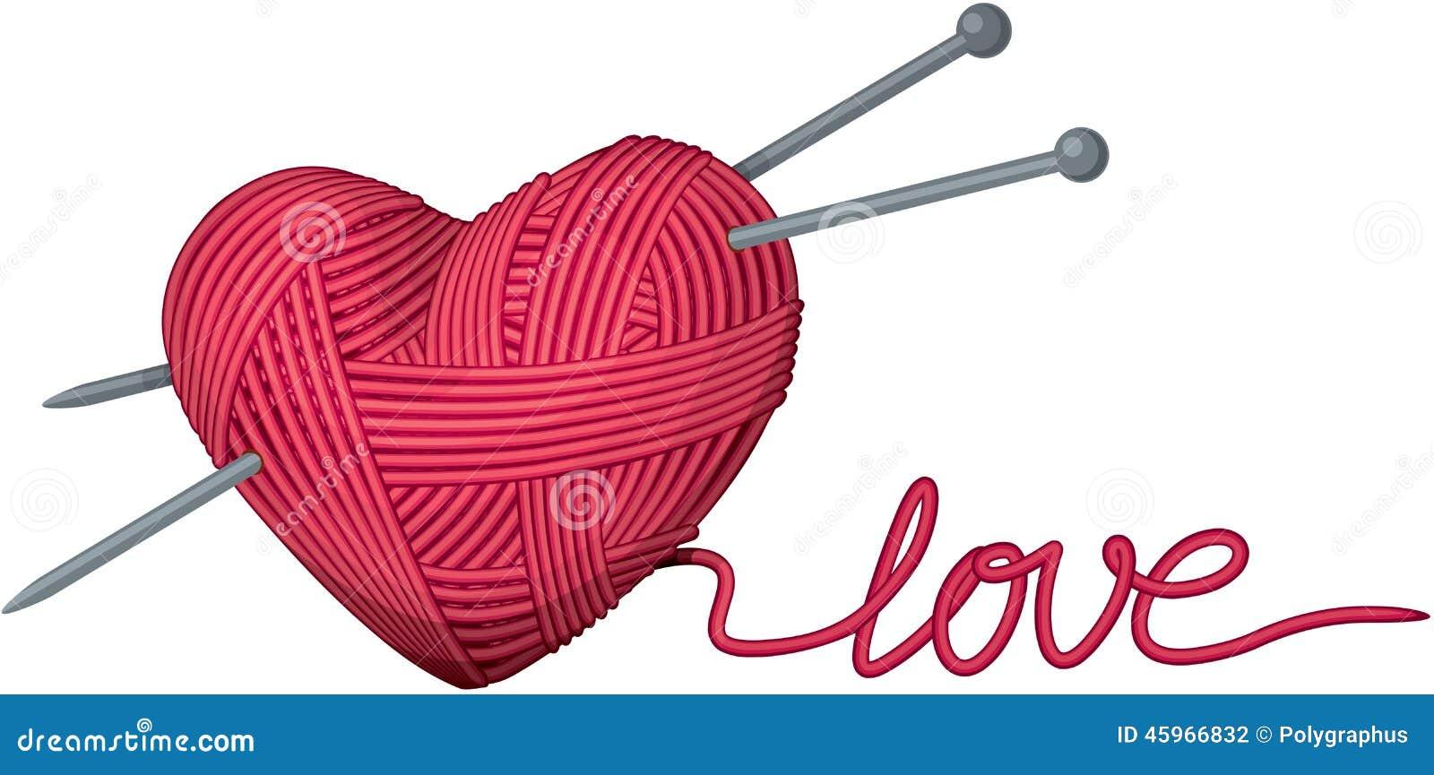 Line Art Love Heart : Heart of yarn stock vector illustration scrawl thread