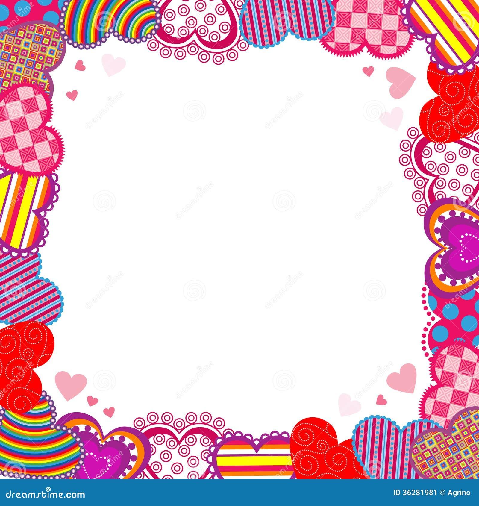 Valentines Heart Frames