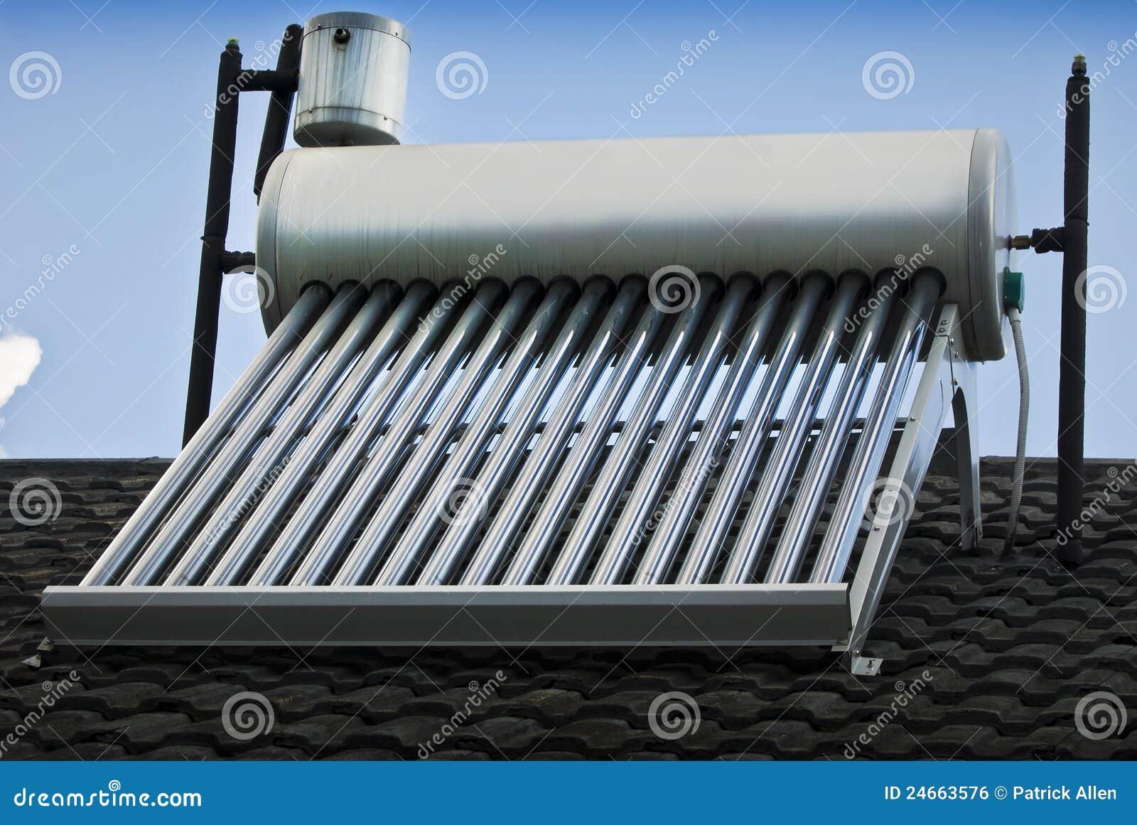 Heat Exchange - Solar Heater