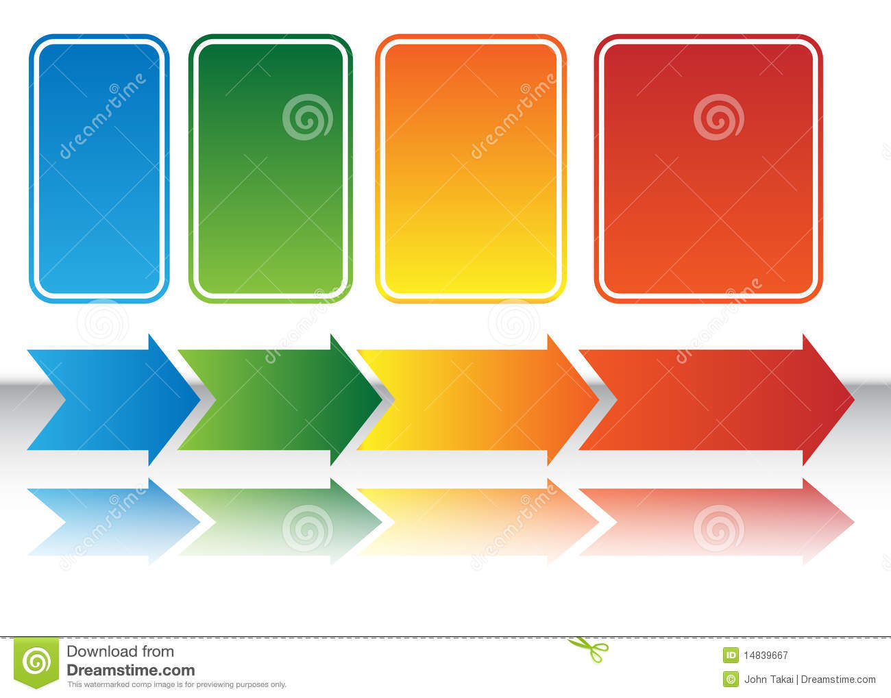 heat map arrow chart stock vector illustration of arrows blank graph diagram blank body diagram