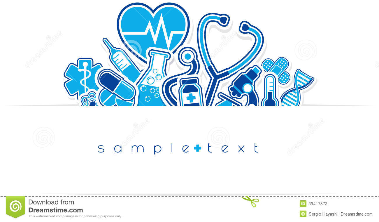 heath care and medical design stock vector image 39417573