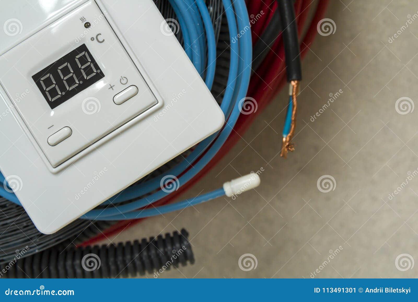 Heated floor - comfort in the house 23