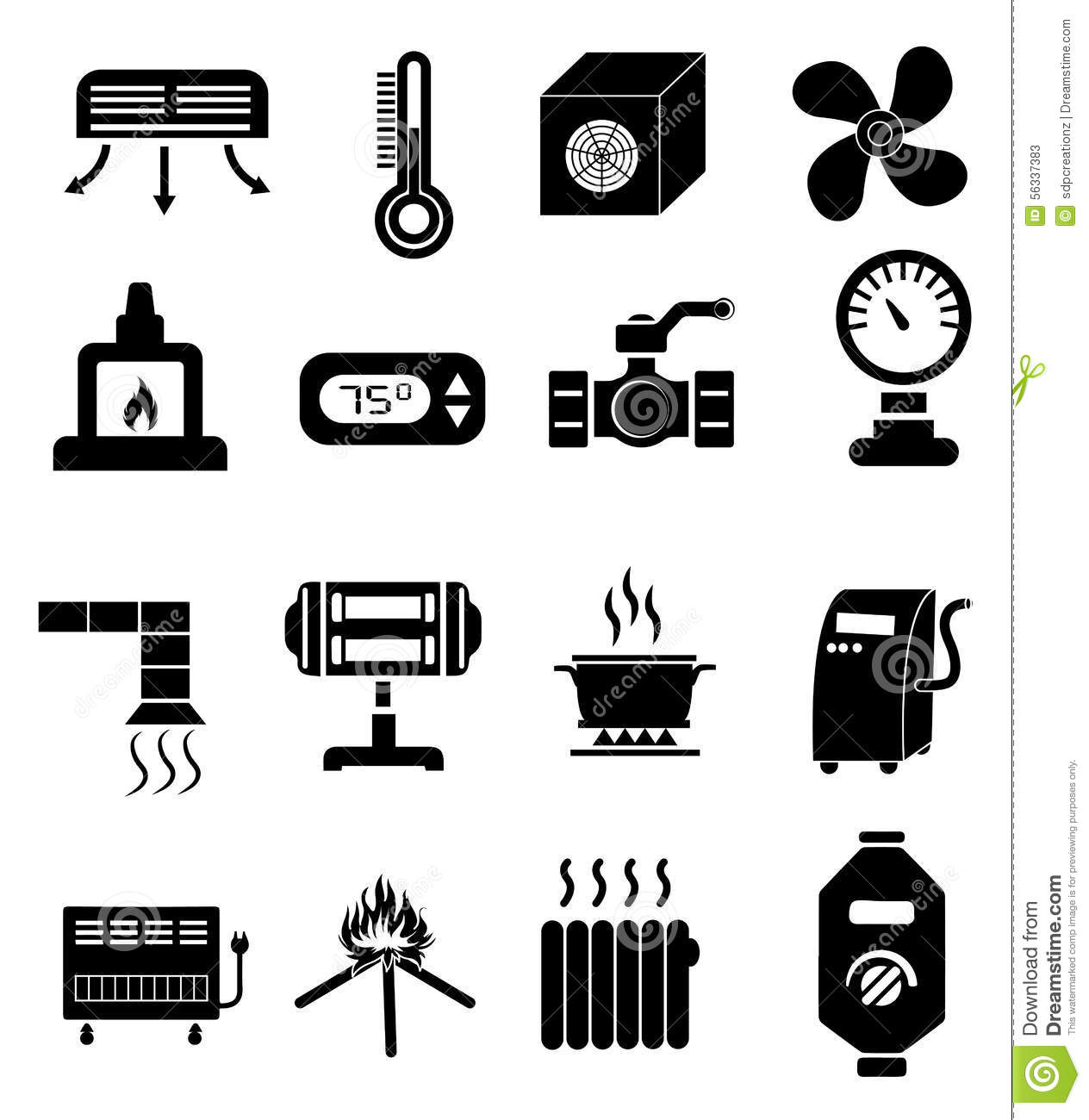 Process pipe symbols in addition Stock Illustration Heating Icons Set Black Image56337383 together with Env introduction also Bi3010 additionally Multi familybuild. on hvac system design