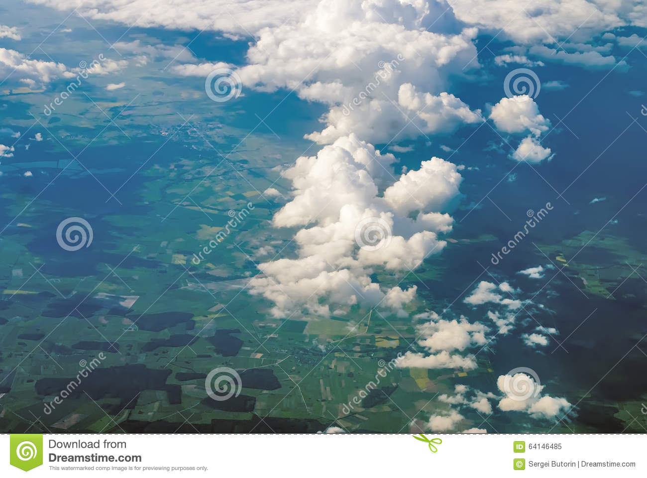 heaven and earth sky above cloud stock image image of above