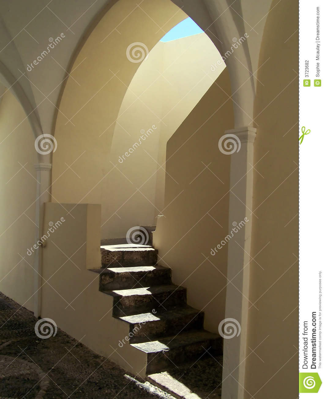 Heaven steps to