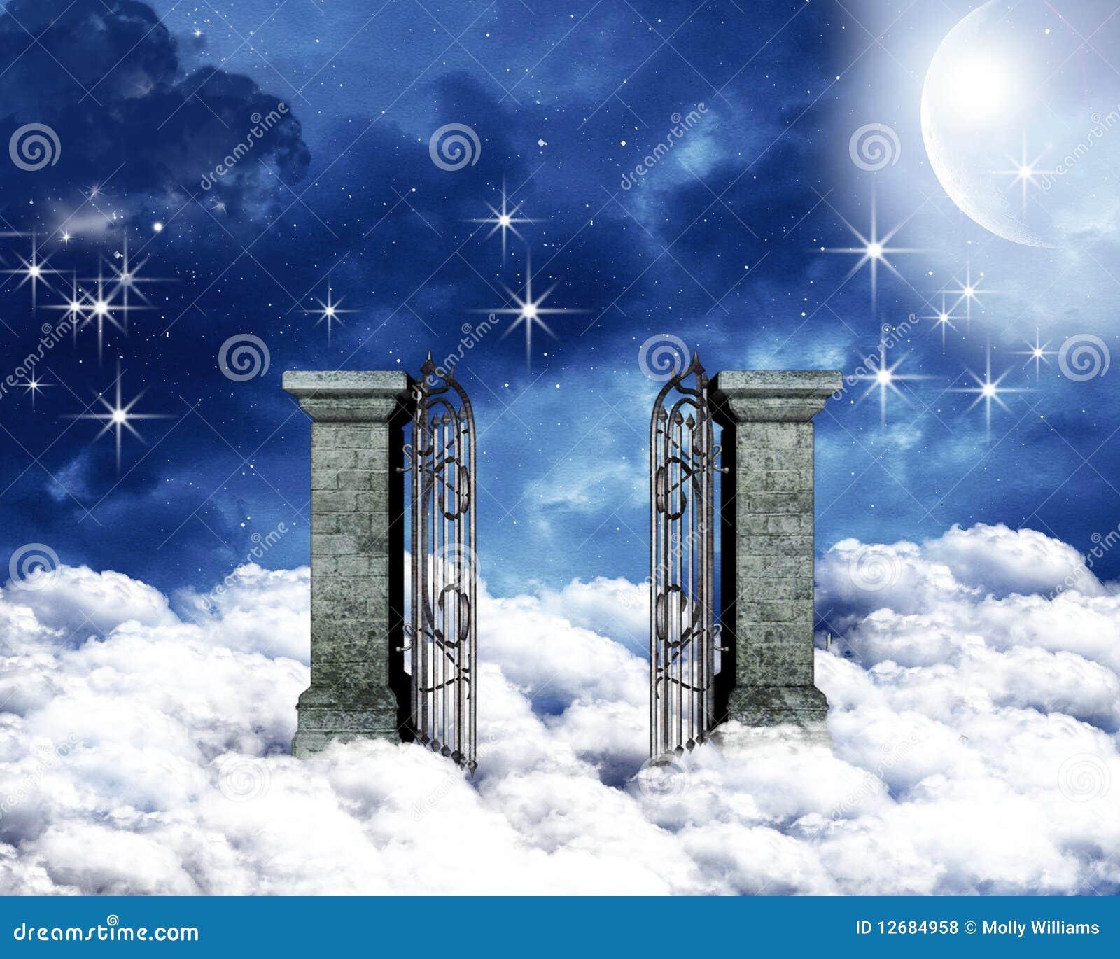Heavenly gate