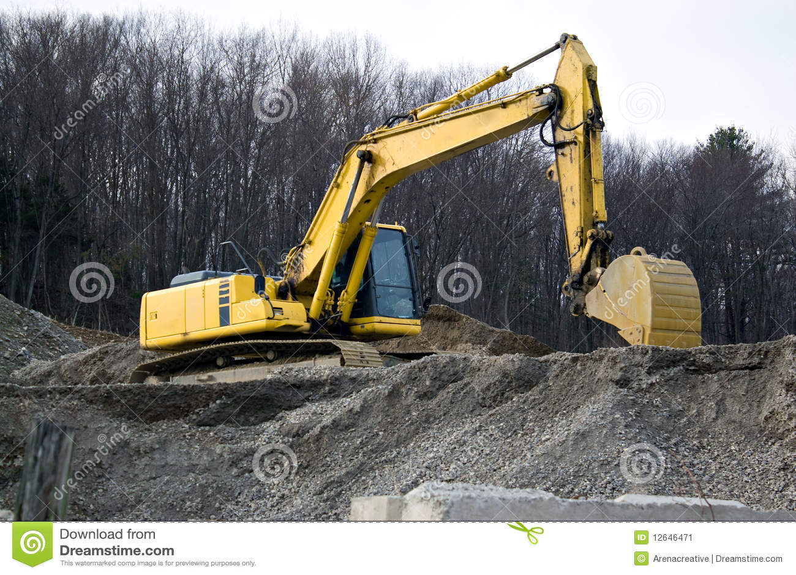 Heavy Duty Construction : Heavy duty construction stock image