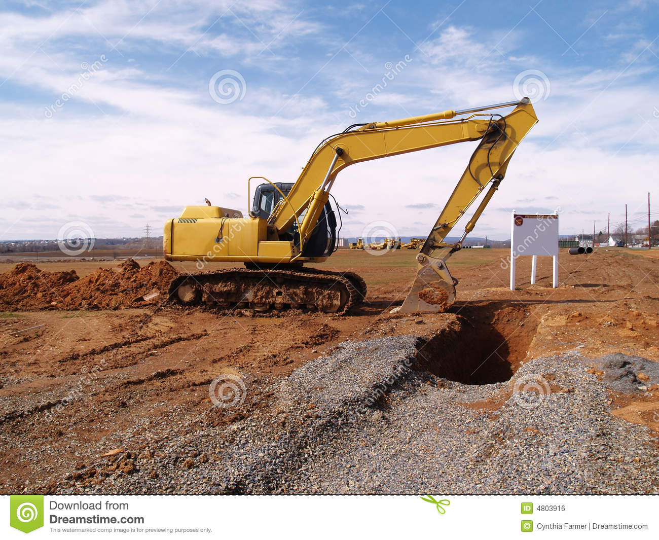 heavy duty construction equipment by work site royalty free stock image image 4803916 marching band drum major clipart drum major clipart