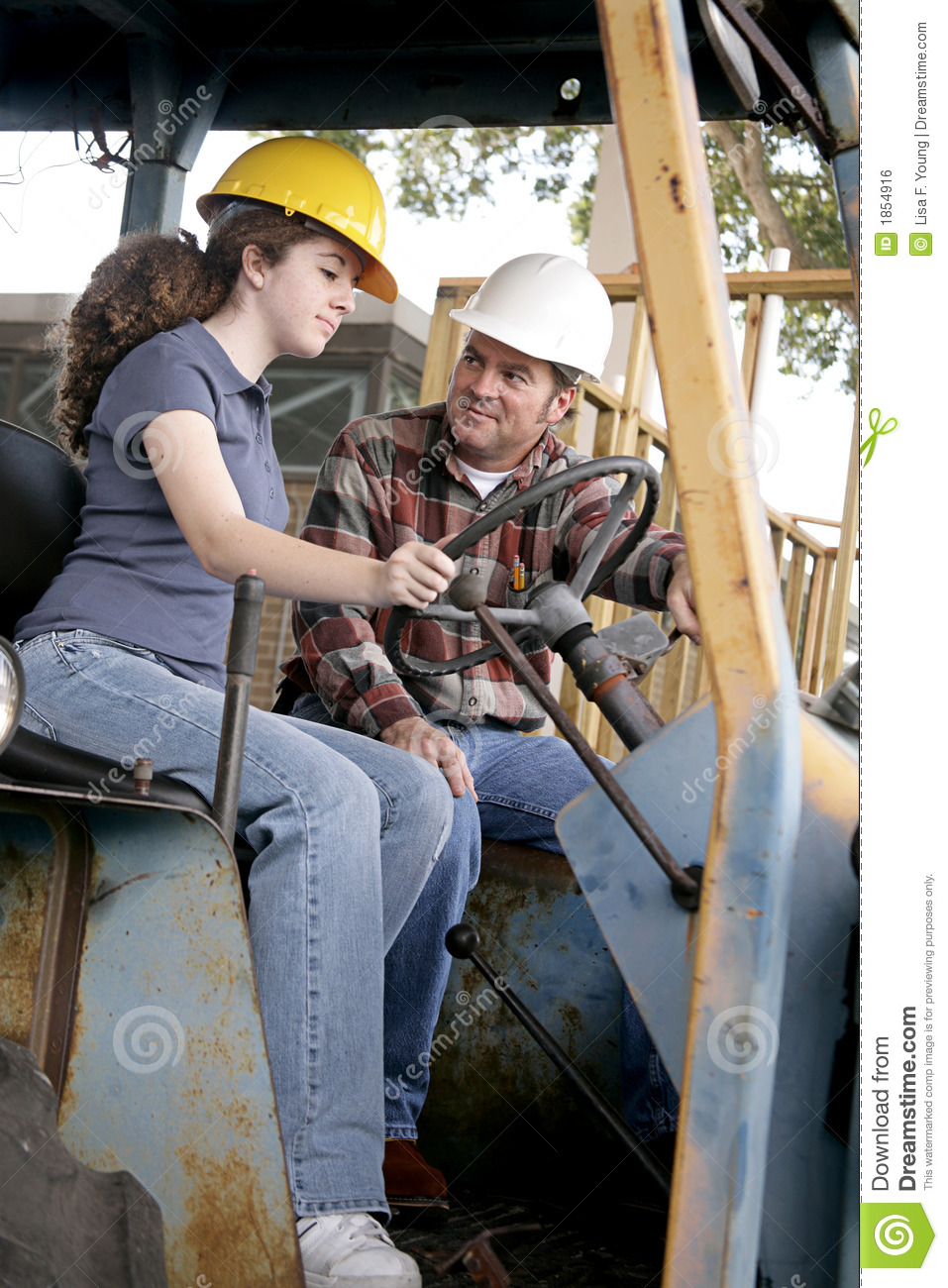 Heavy Equipment Lessons