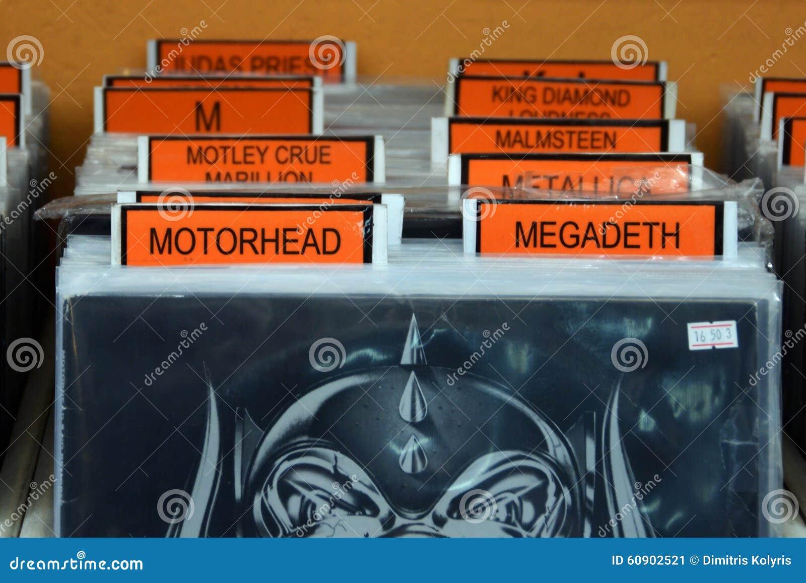 Heavy Metal Music Editorial Photo Image 60902521