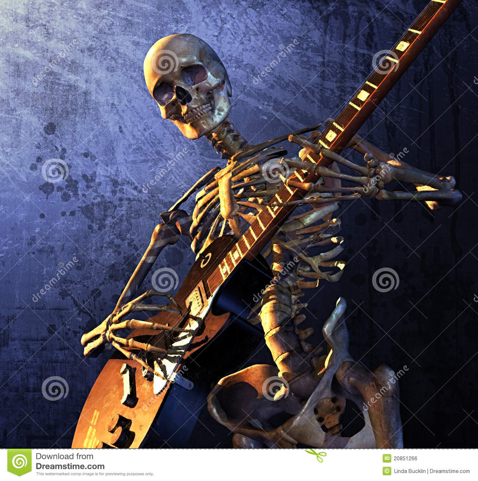 Foyer Des Arts Heavy Metal : Heavy metal skeleton stock illustration of