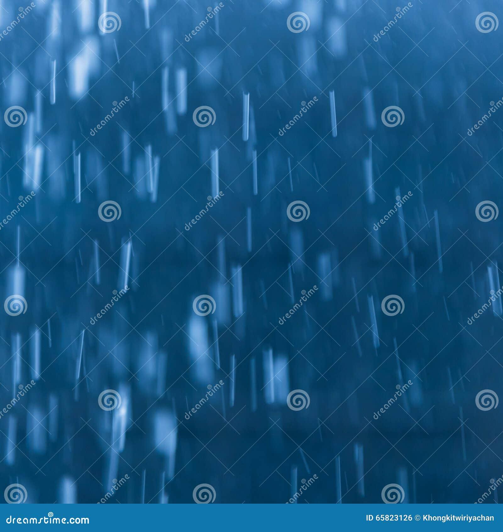 Heavy rain as background image