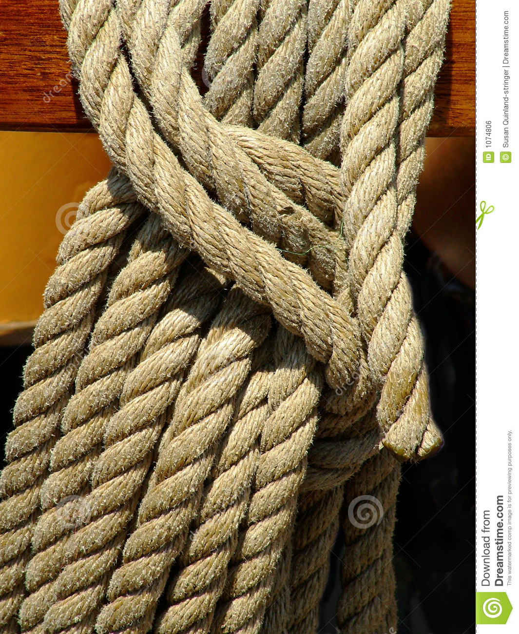 Heavy rope royalty free stock image image 1074806 for Heavy rope for nautical use