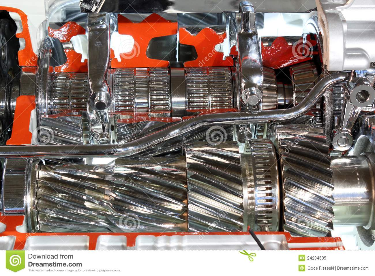 Rebuild Automatic Transmission >> Heavy Truck Transmission Gears Stock Image - Image of part, generate: 24204635