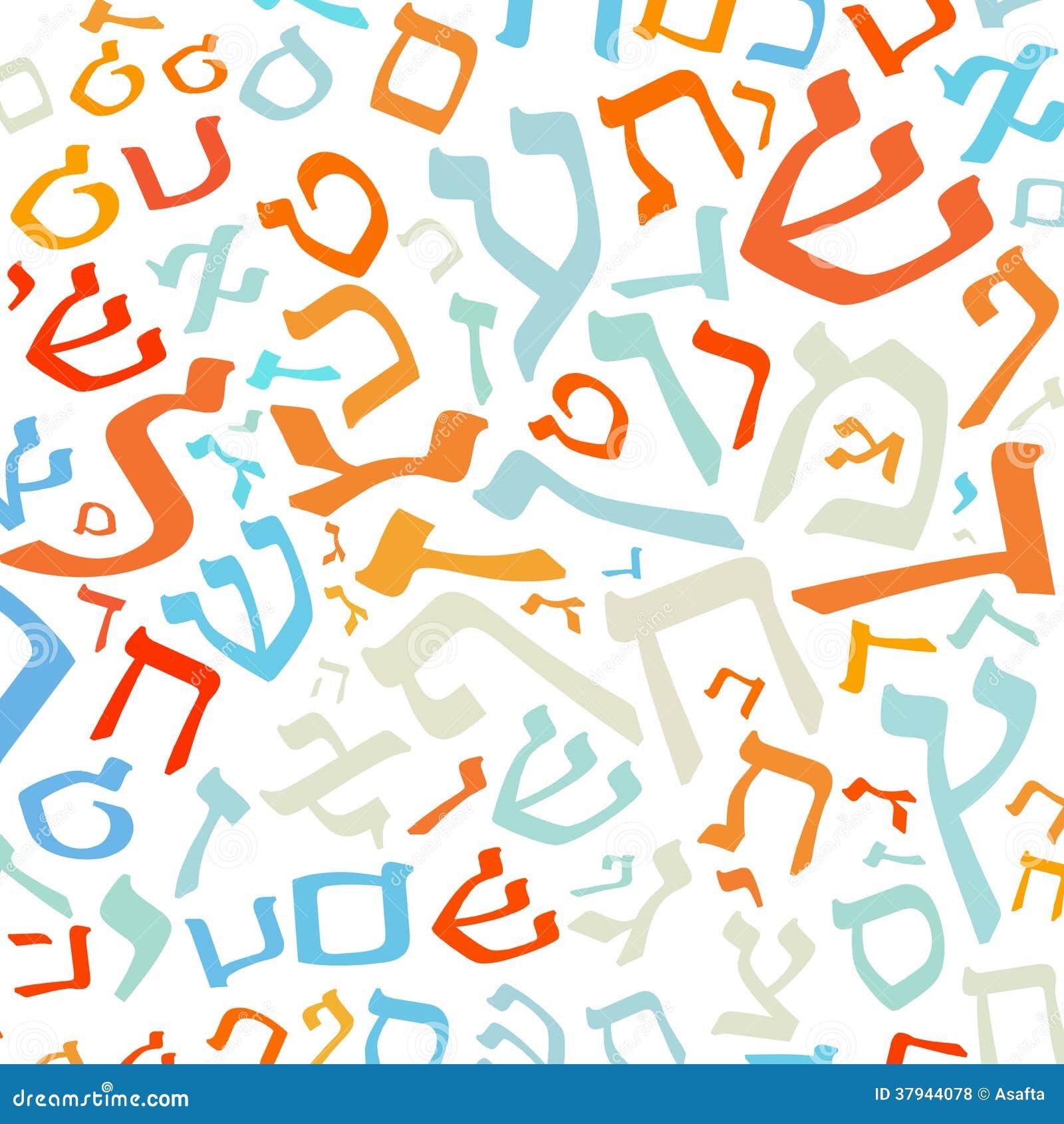 Hebrew Design Pattern