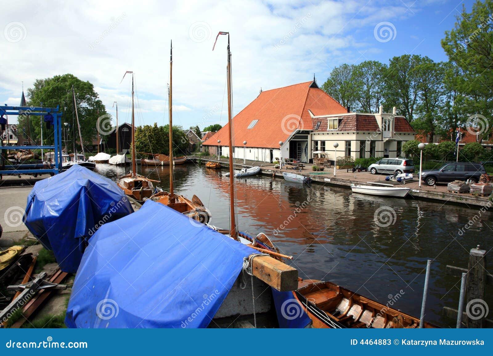 Heeg in Friesland
