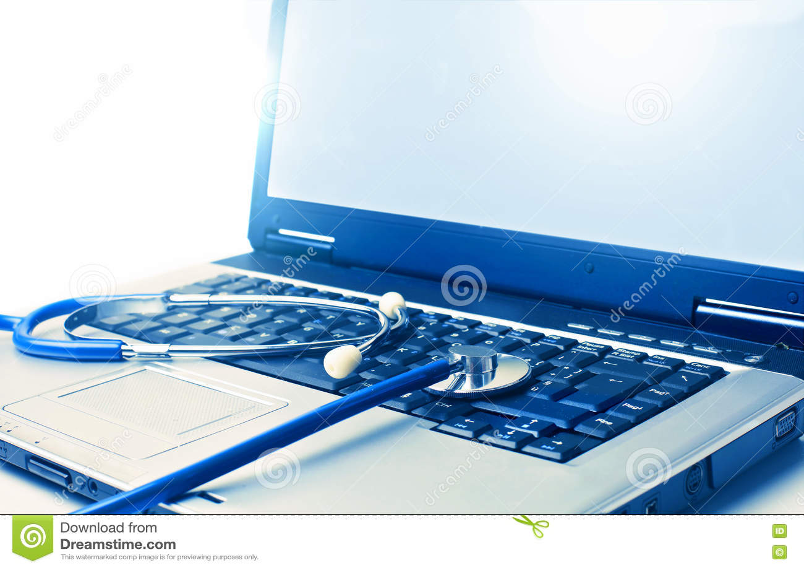 Heel laptop