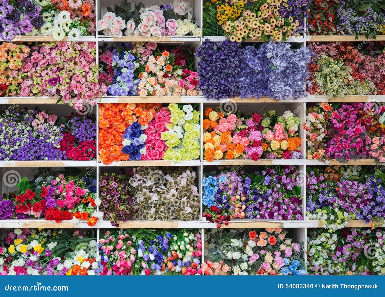 Heel wat valse bloem