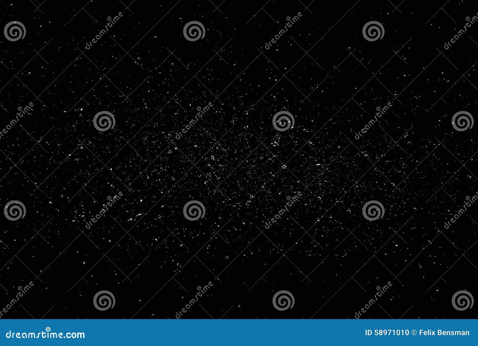 Heelal met sterren, nevel, melkweg en ruimtestof wordt gevuld dat