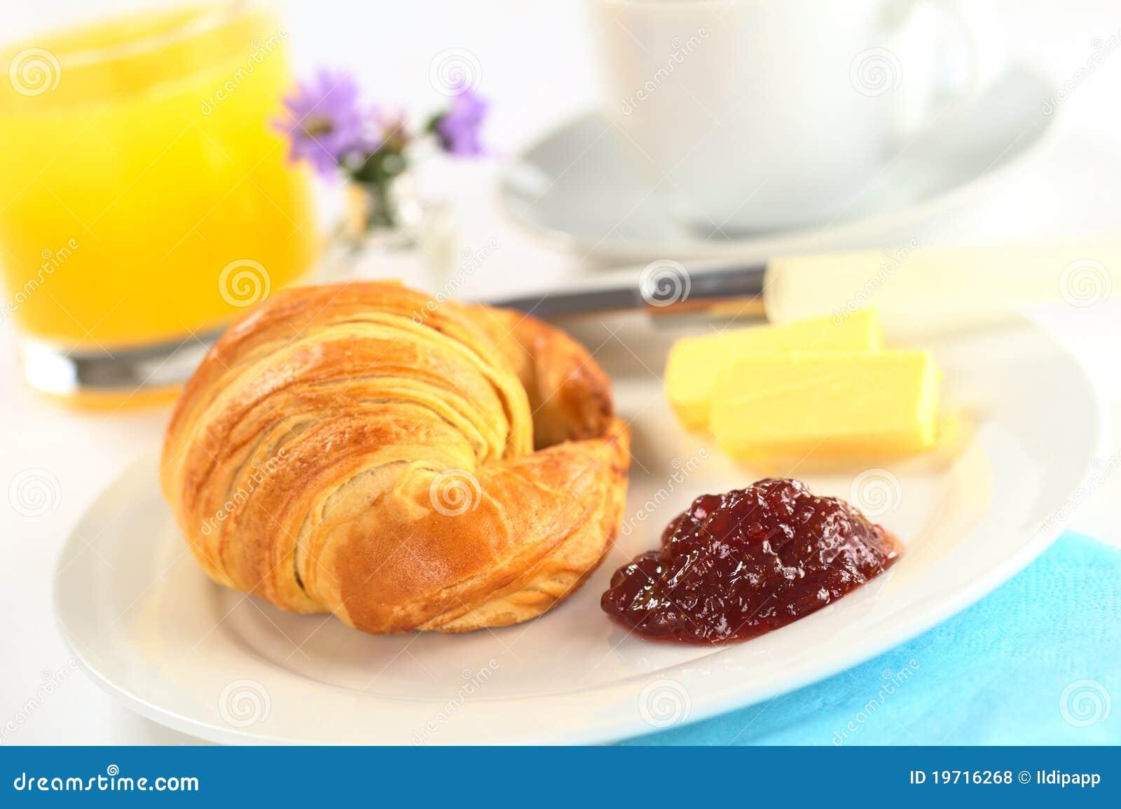 Heerlijk Continentaal Ontbijt