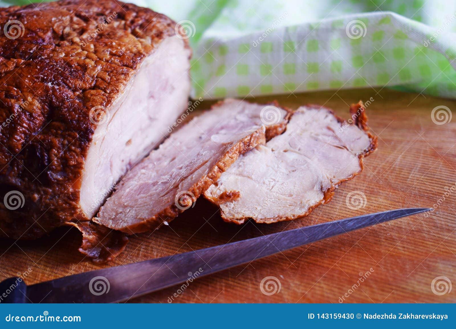 Heerlijk gebakken vlees