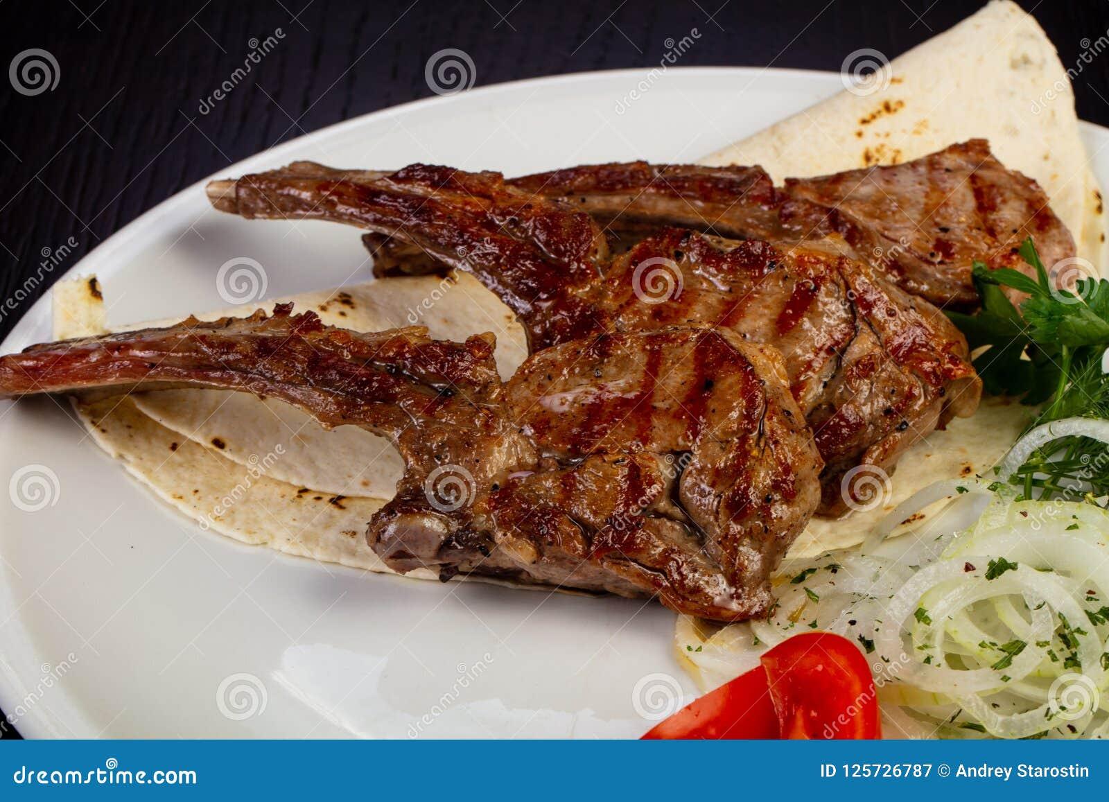 Heerlijk gebraden kalfsvlees