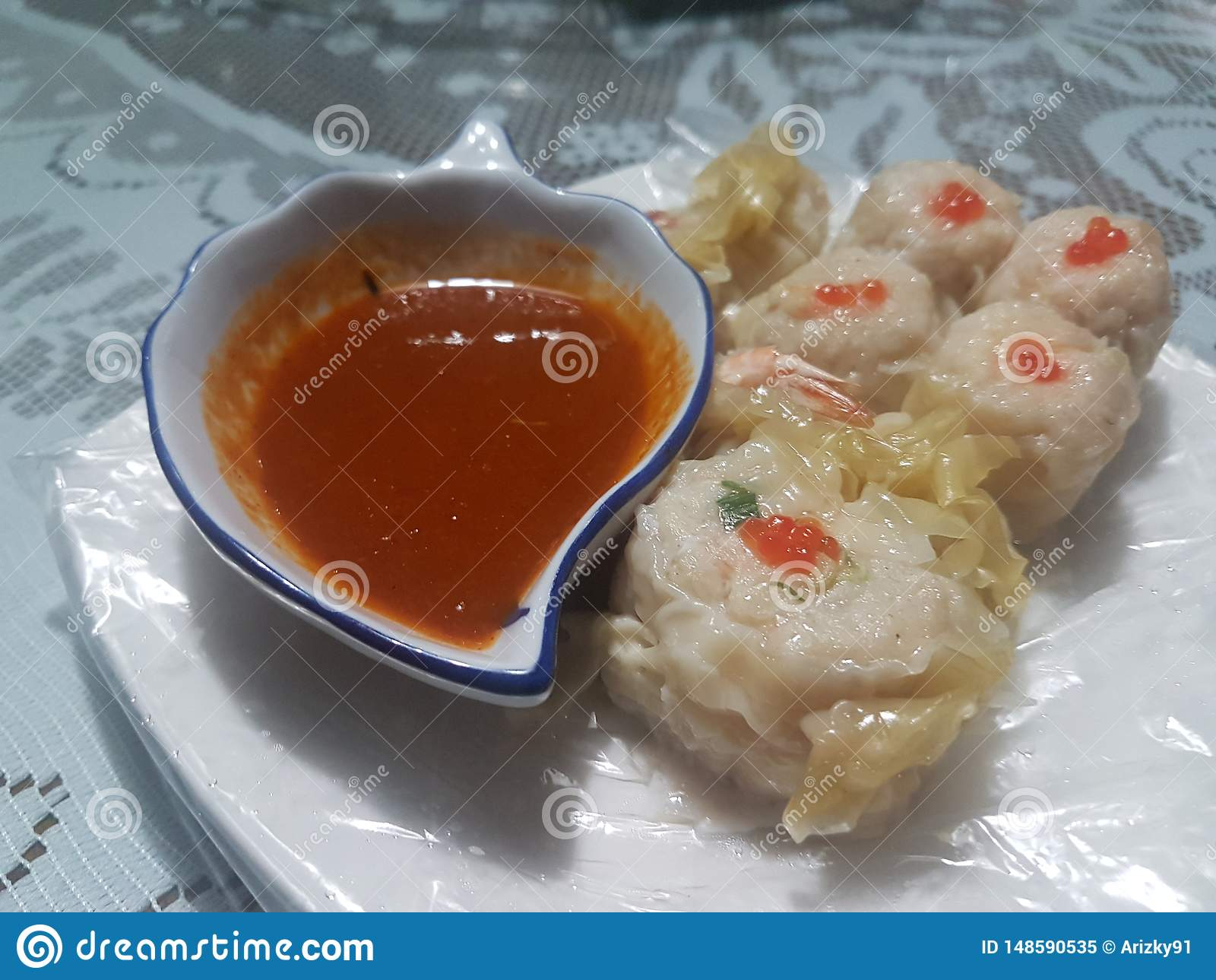 Heerlijk voedsel van Hongkong: Dim Sum