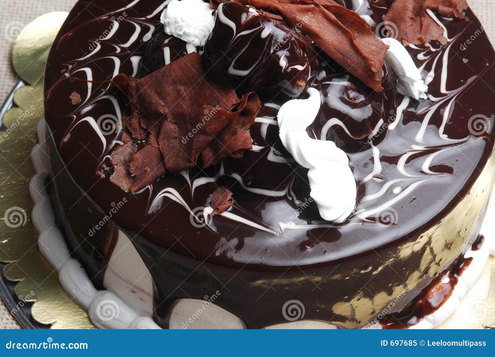 Heerlijke chocoladecake