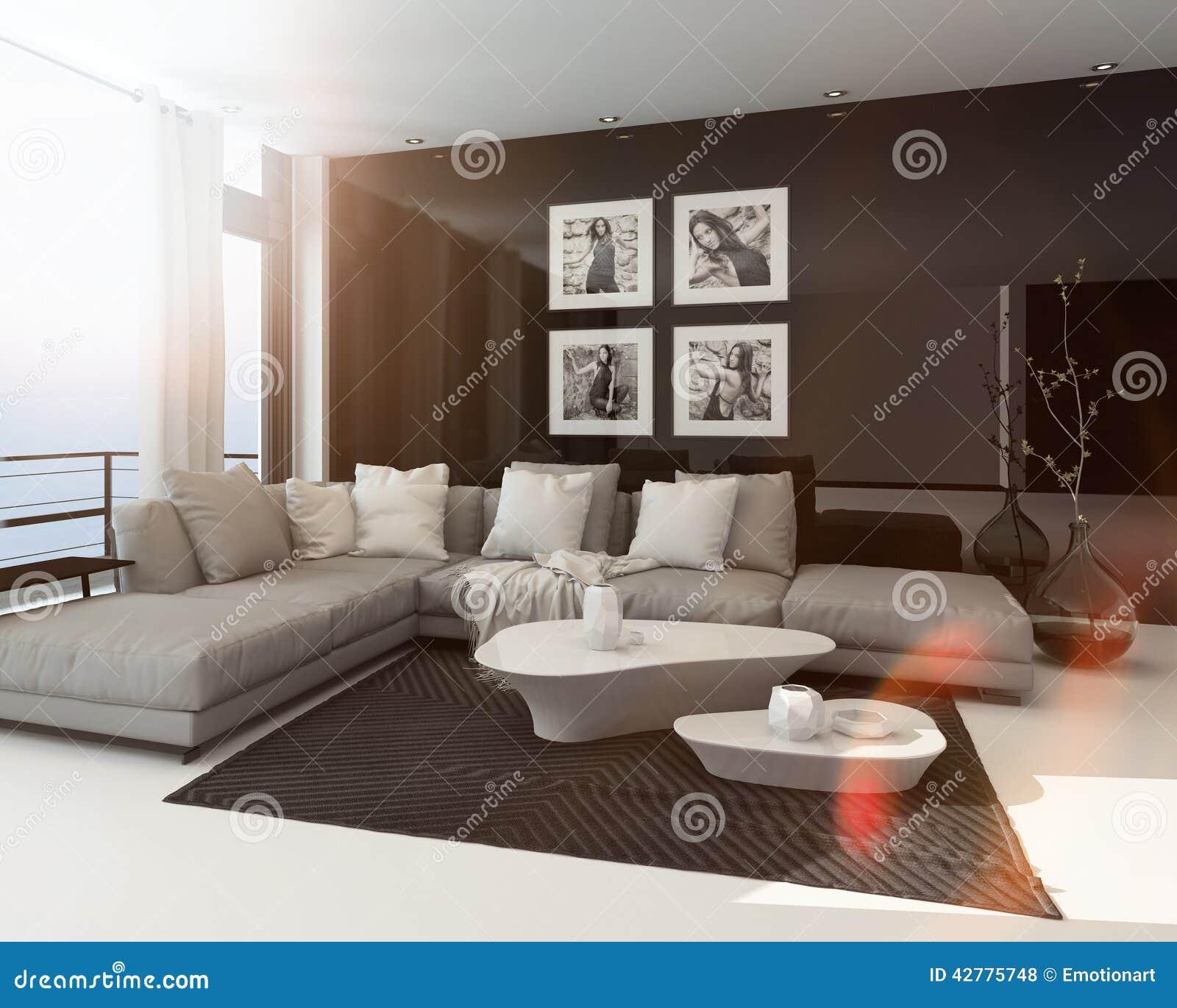 Slaapkamer muur kleur aanbeveling - Trend schilderij slaapkamer ...