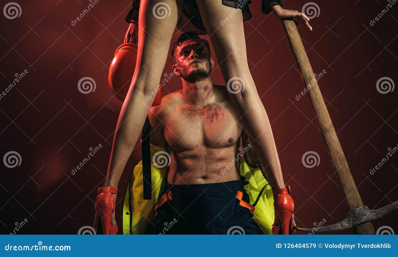 Feuerwehrmann sexy