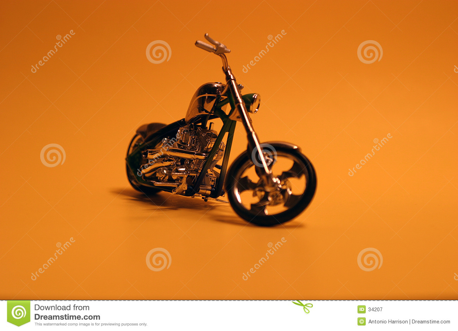 Heißes Fahrrad