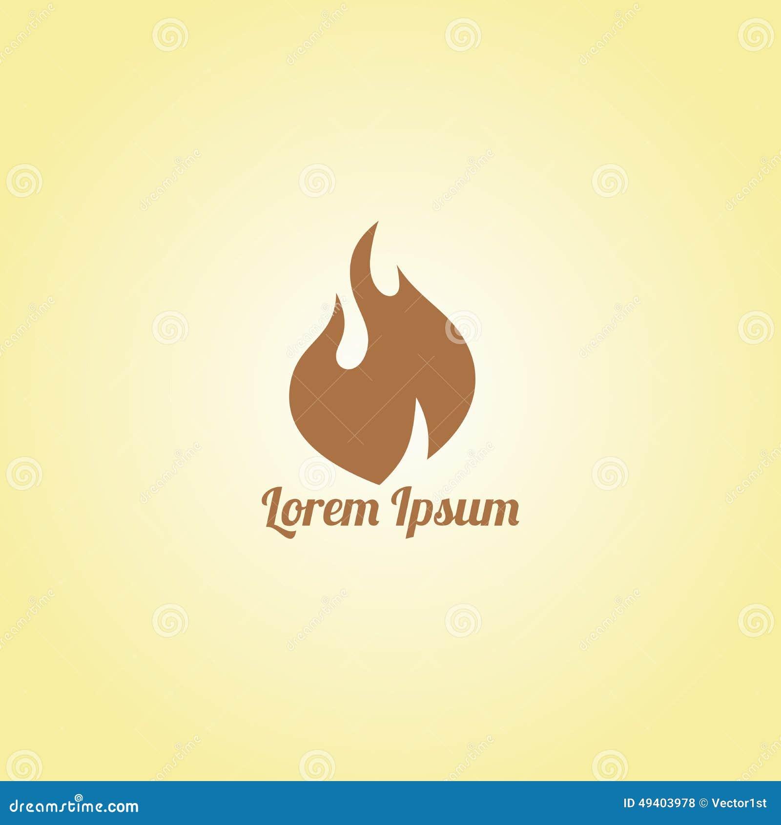 Download Heißes Feuer stockfoto. Bild von feuergefährlich, ikone - 49403978