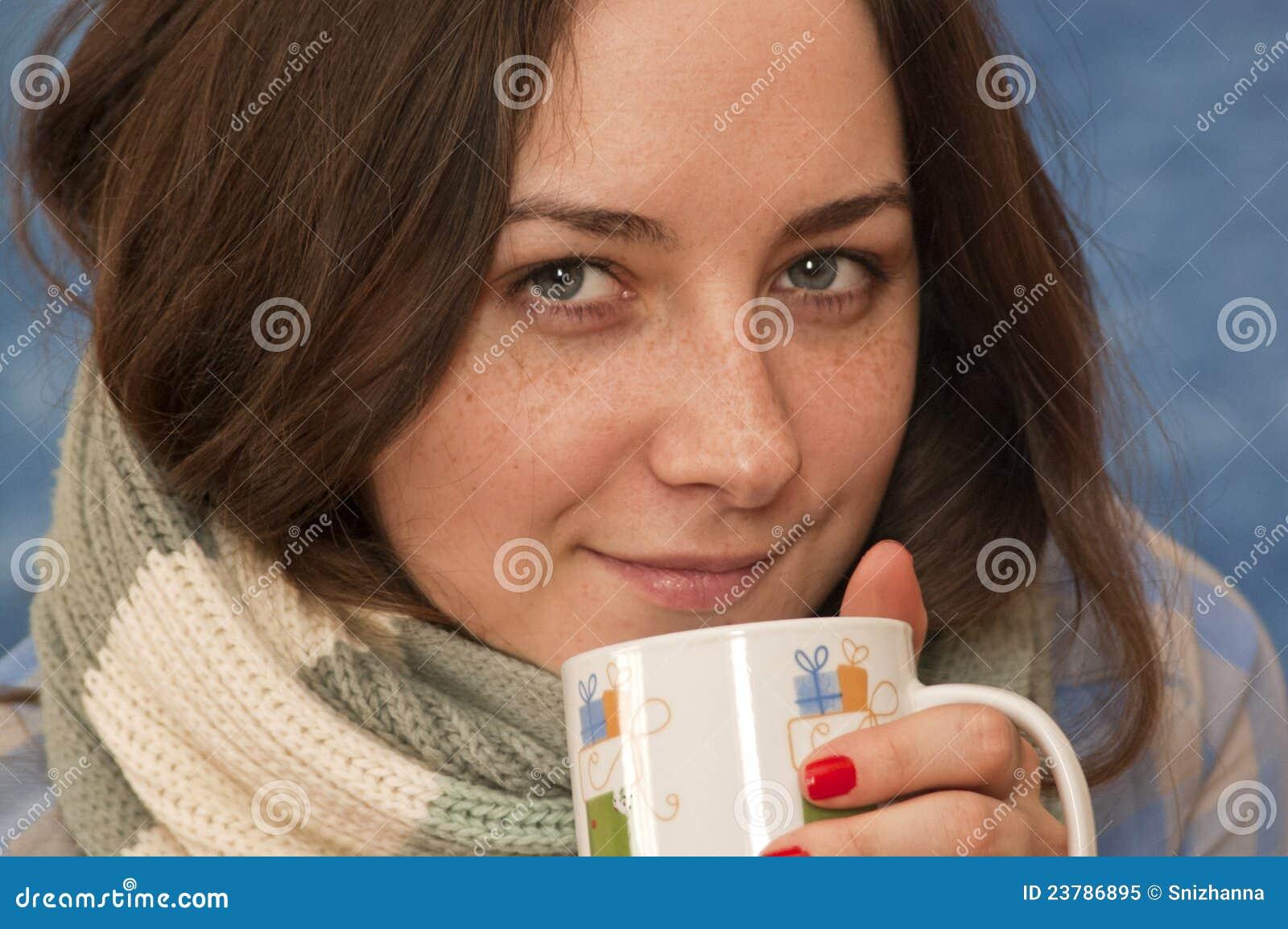 Heißes Getränk