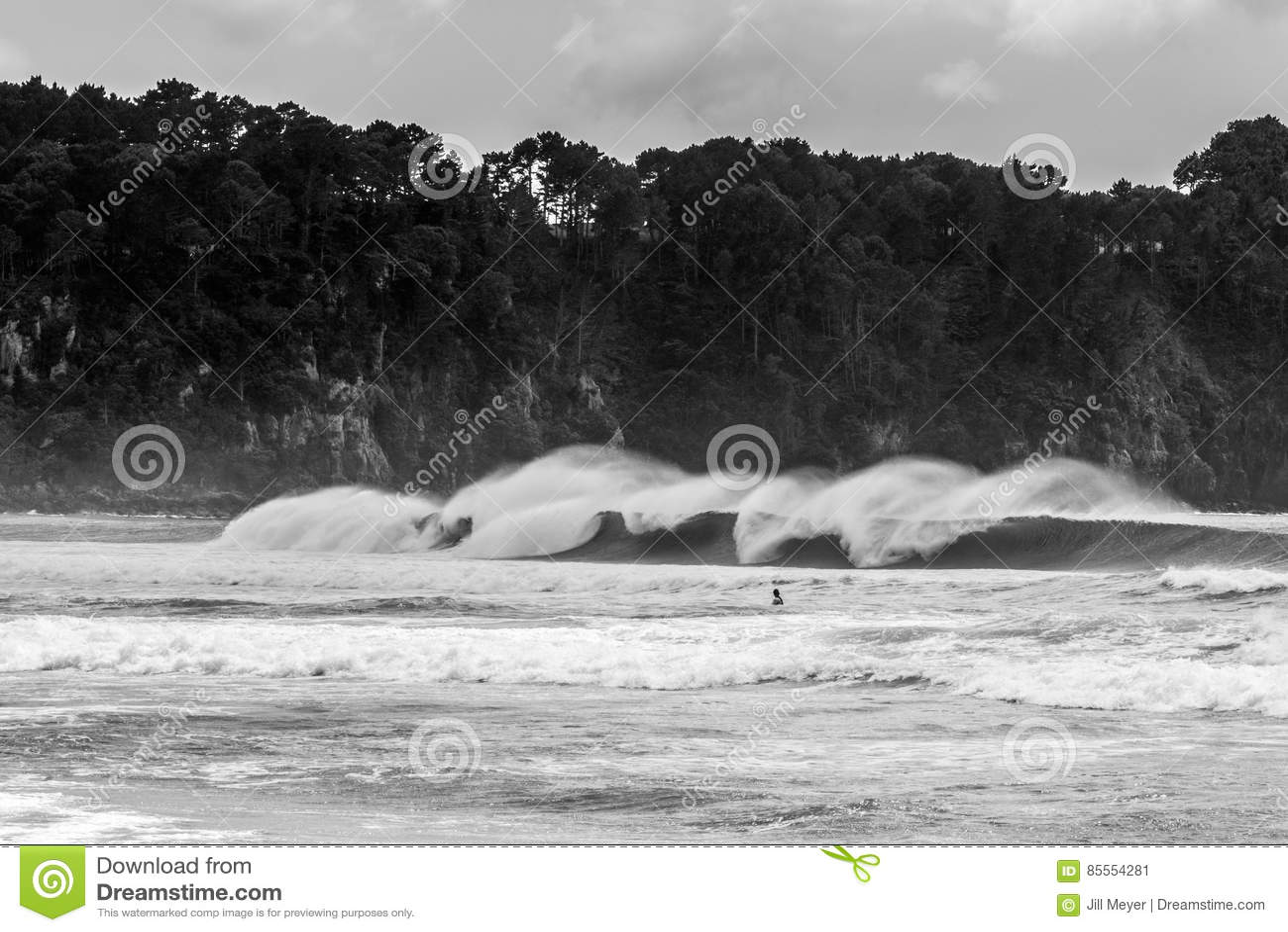Heißwasserstrand