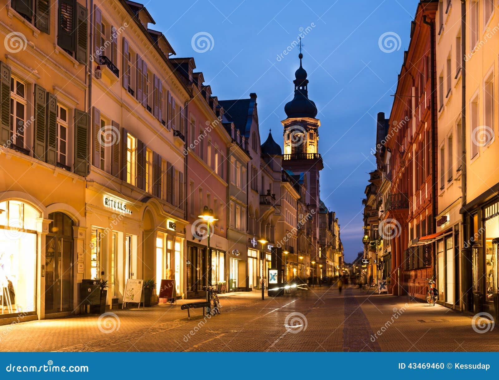 Heidelberg Shopping