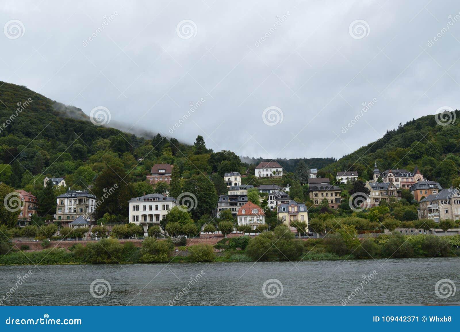 Heidelberg sceneria