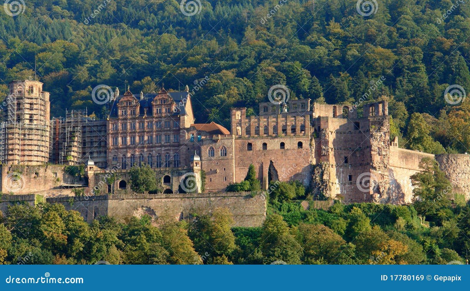 Heidelberg-Schloss