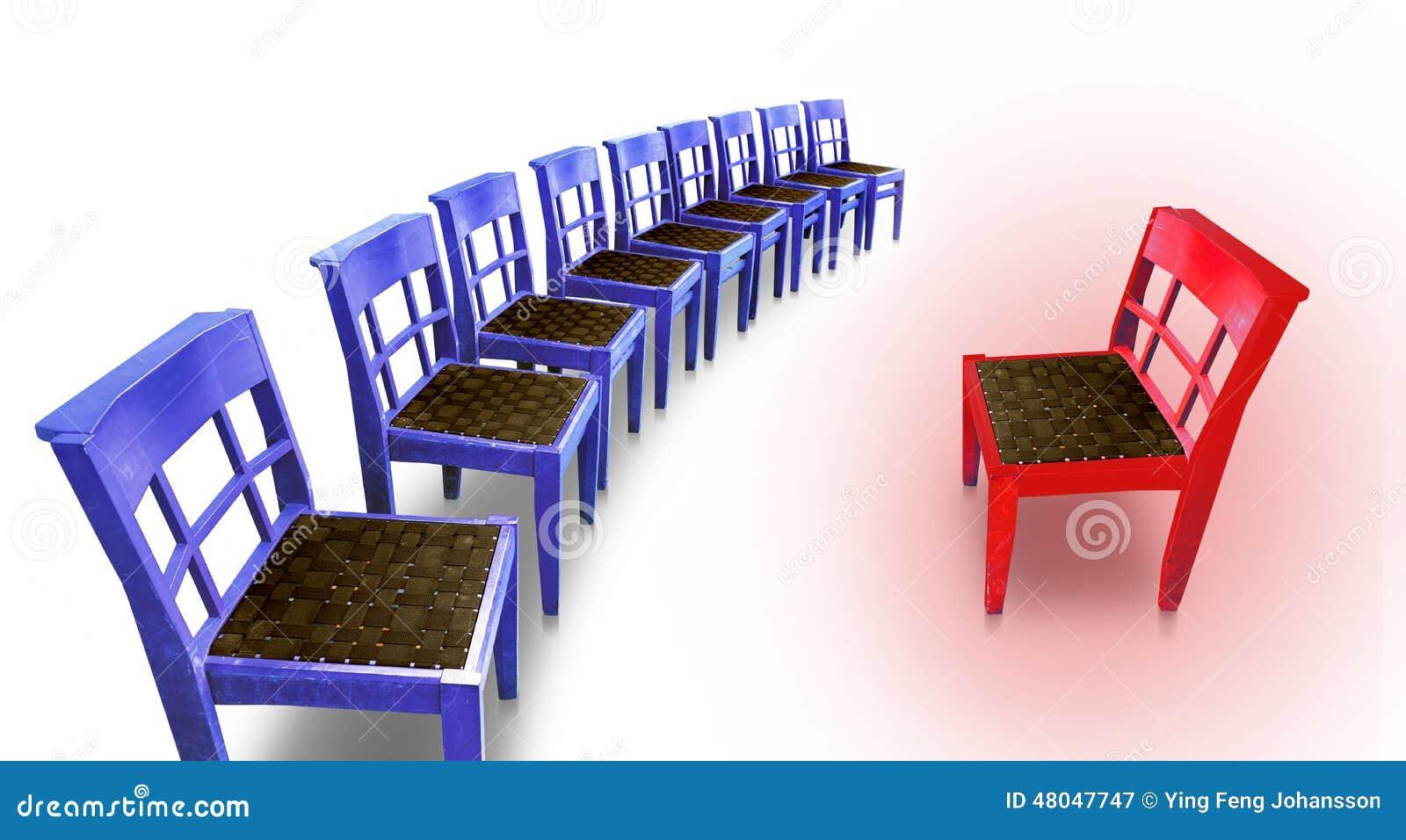 hei er stuhl stock abbildung bild 48047747. Black Bedroom Furniture Sets. Home Design Ideas