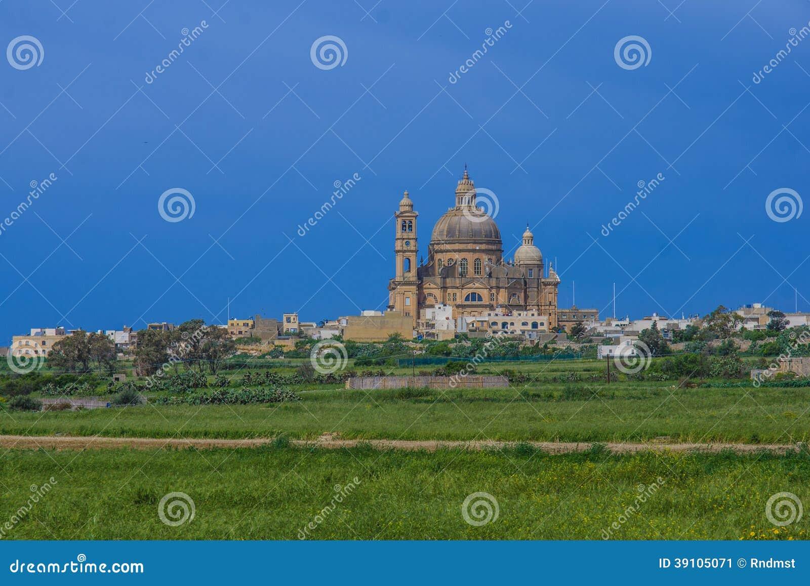 Heilige John de Doopsgezinde kerk, Xewkija