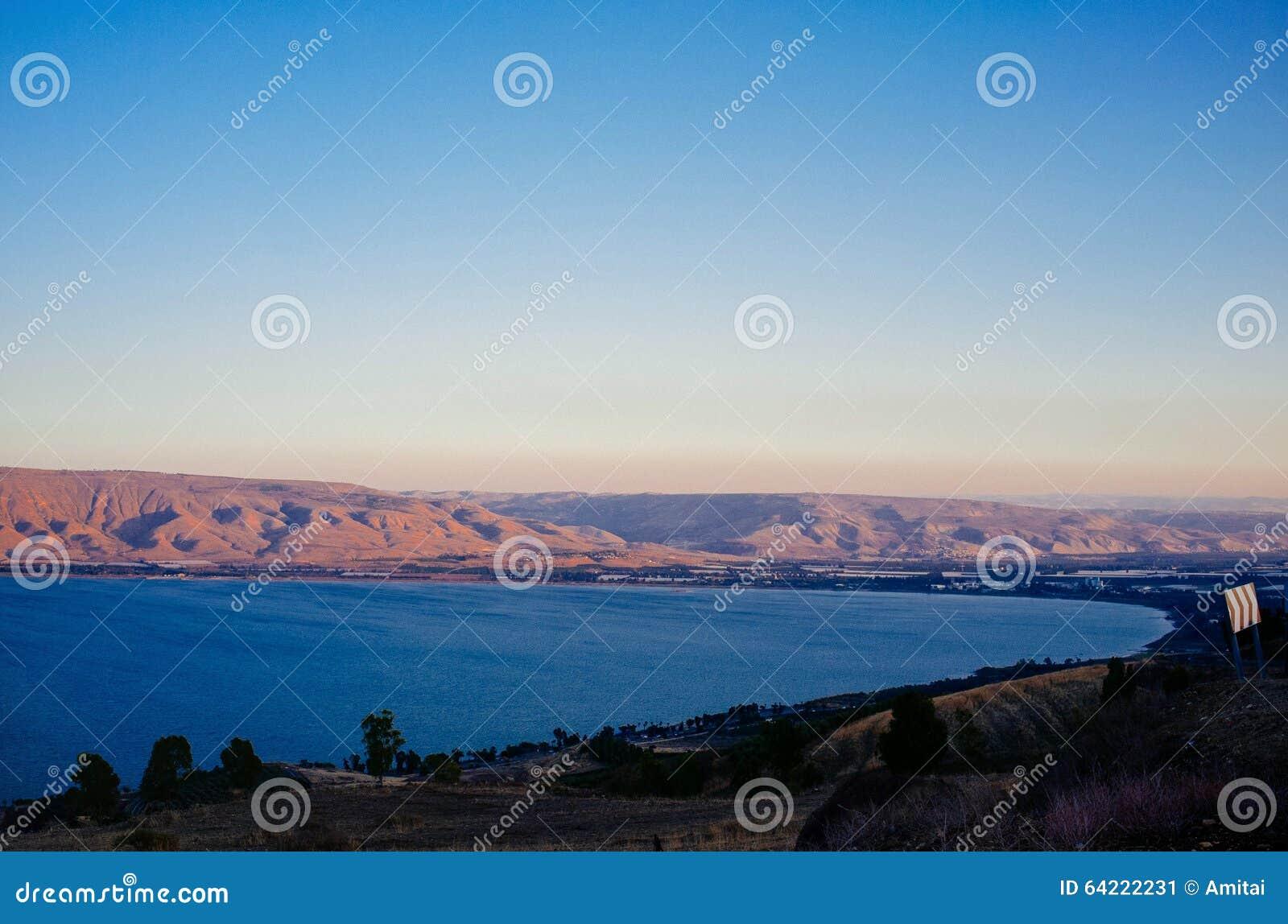 Heilige landreeks - Overzees van Galilee#6