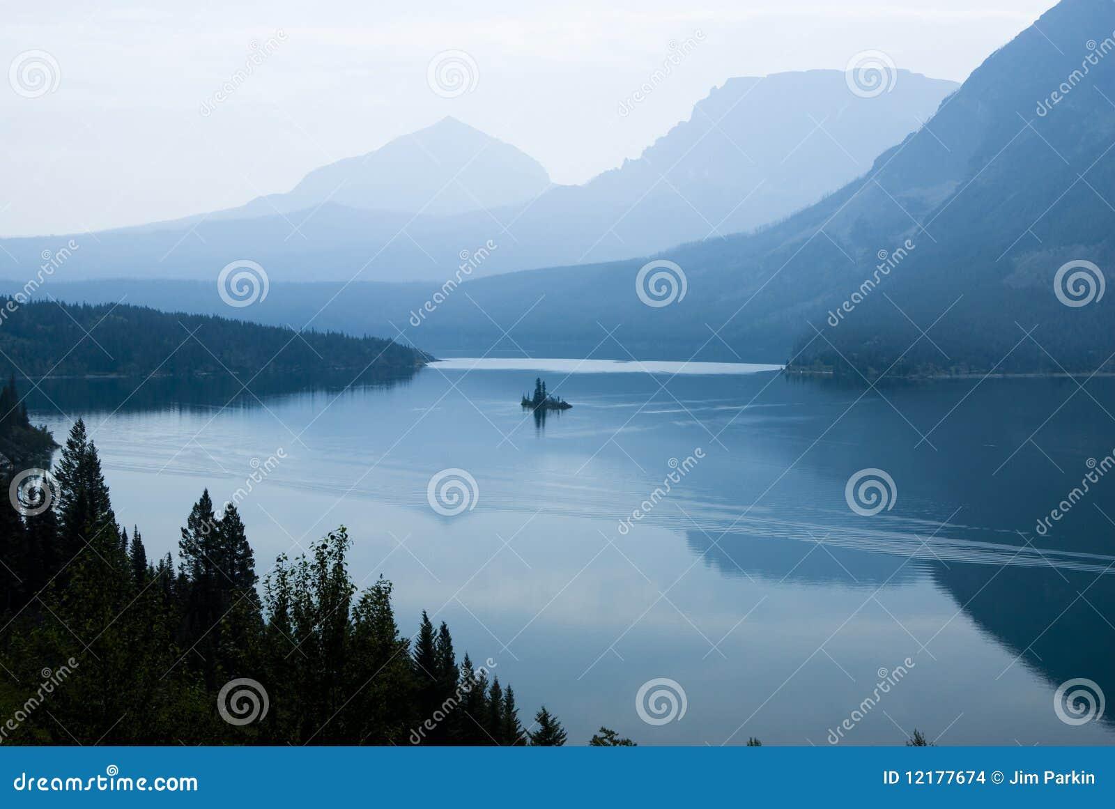 Heilige Mary Lake