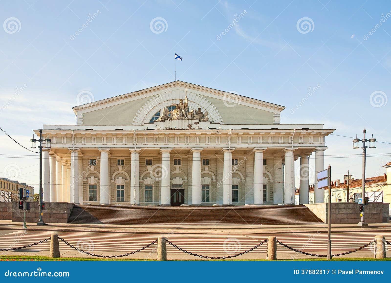 Heilige Petersburg. De historische bouw