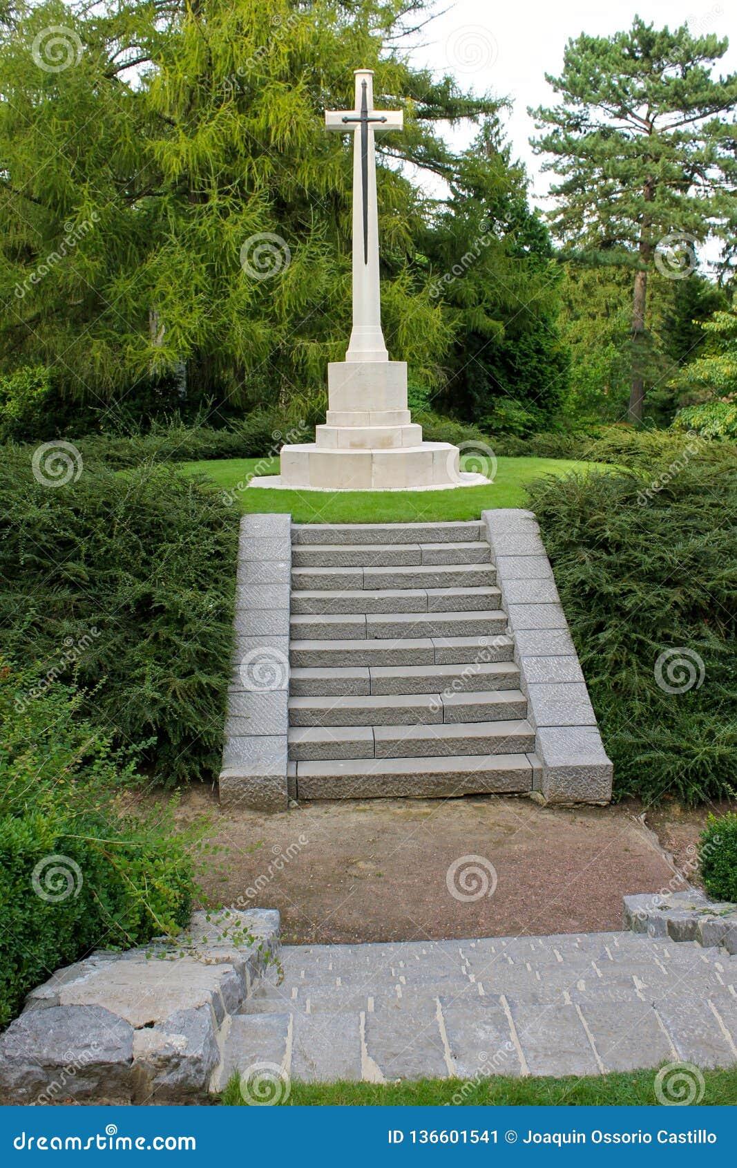 Heilige-Symphorien Begraafplaats, België