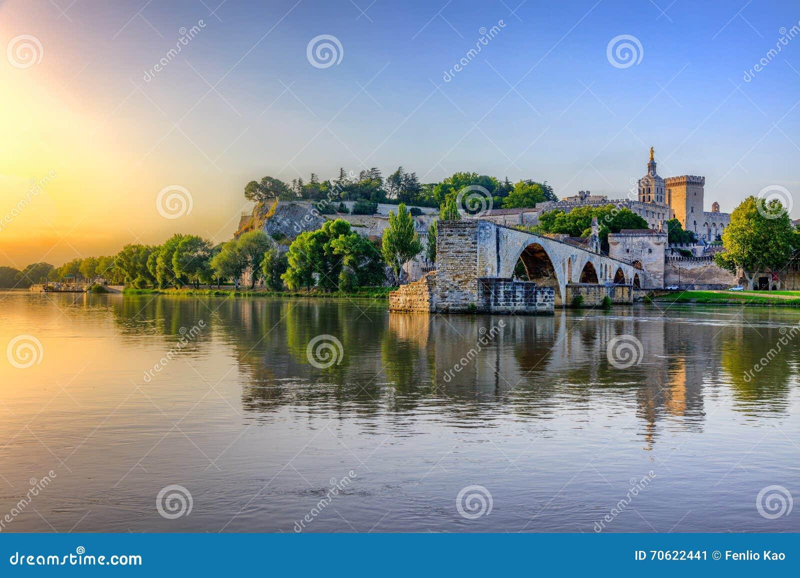 Heiliges-Bénezet, Avignon, Frankreich
