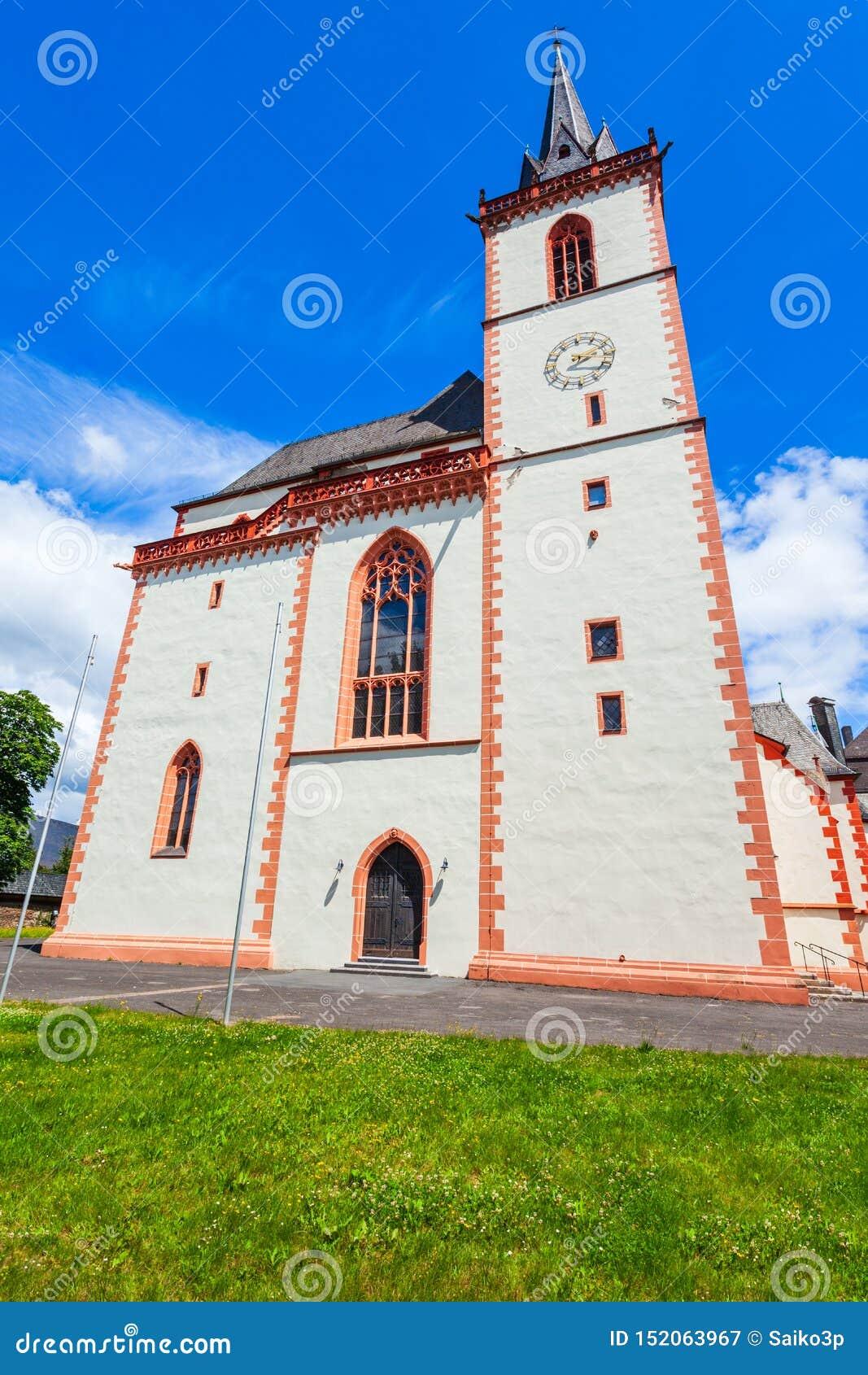 Heiliges Martin Basilica in Bingen
