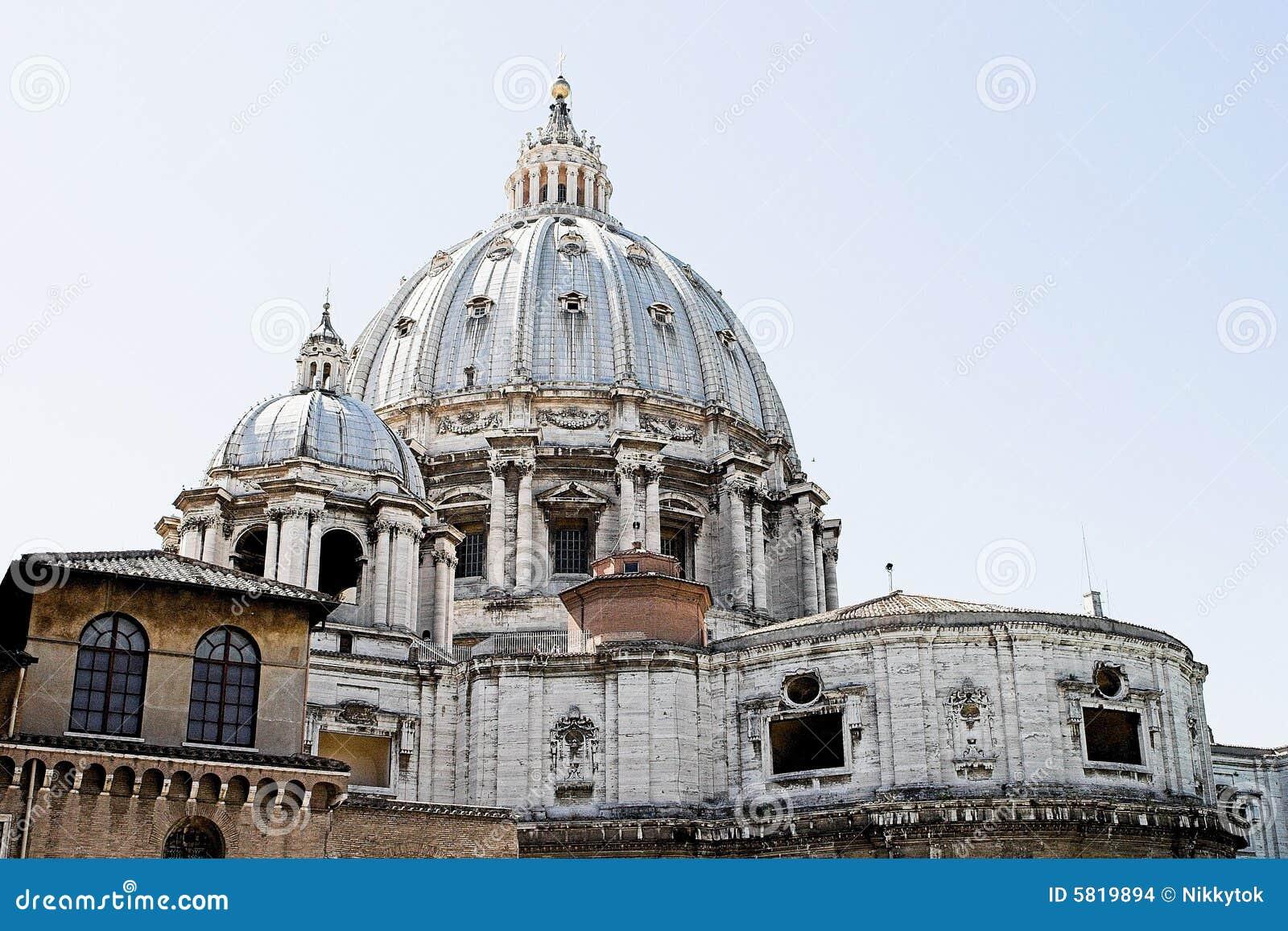 Heiliges peters Basilika
