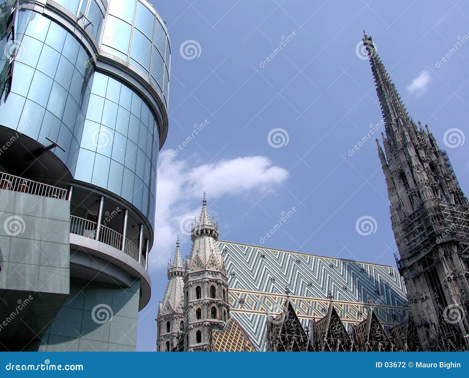 Heiligesstephen-Haube - Wien