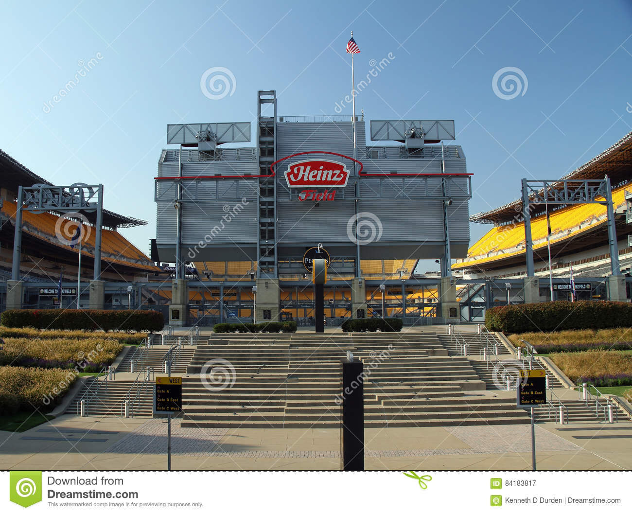 Heinz Field Home of Pittsburgh Football Teams
