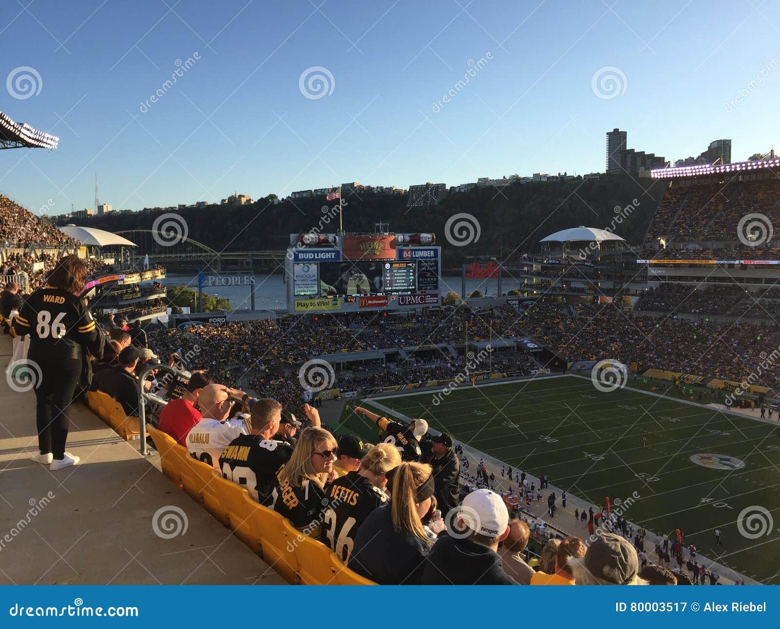 Heinz field Pittsburgh stadium