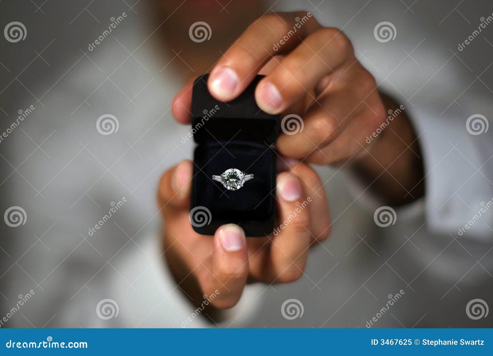 Heiraten Sie mich?